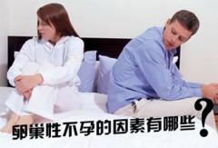 卵巢性不孕的检查项目有